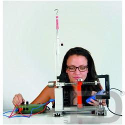 Набір для демонстрації механічних явищ: кінематика та динаміка обертального руху 1