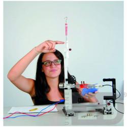 Набір для демонстрації механічних явищ: кінематика та динаміка обертального руху 2