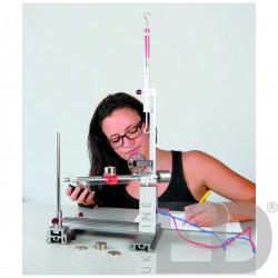 Набір для демонстрації механічних явищ: кінематика та динаміка обертального руху 3