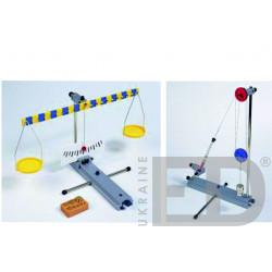 Набір лабораторний для вивчення механіки 1