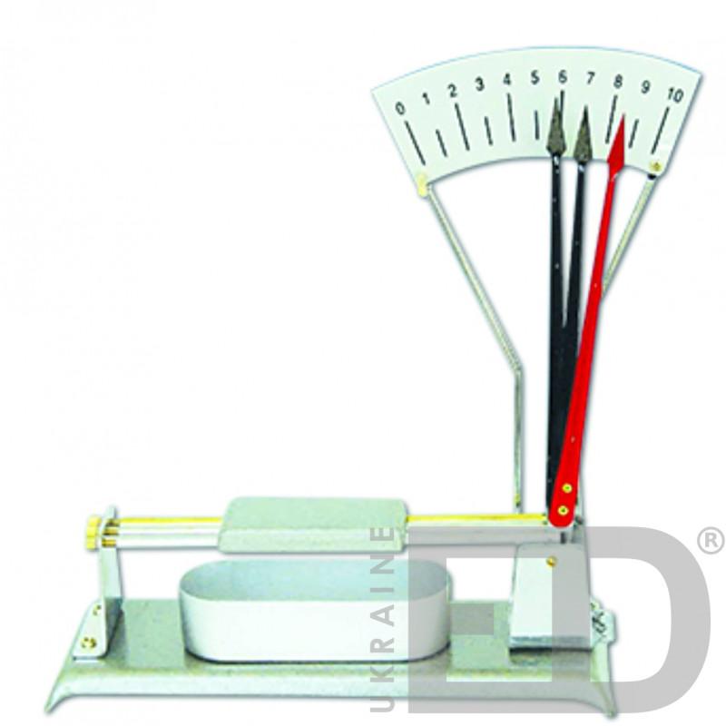 Прилад для демонстрації лінійного розширення тіл