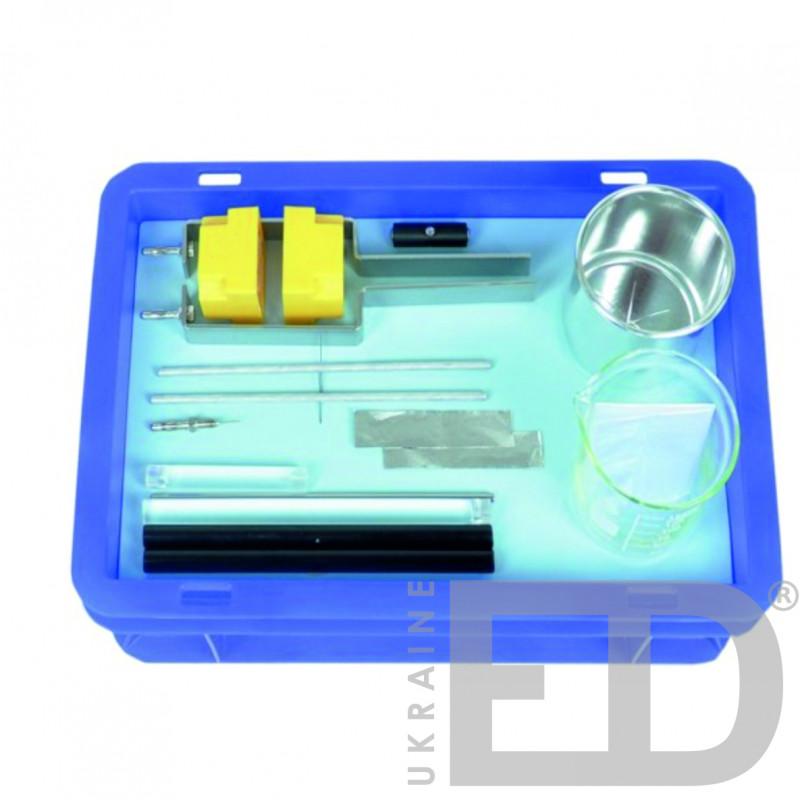 Електростатика: набір лабораторний