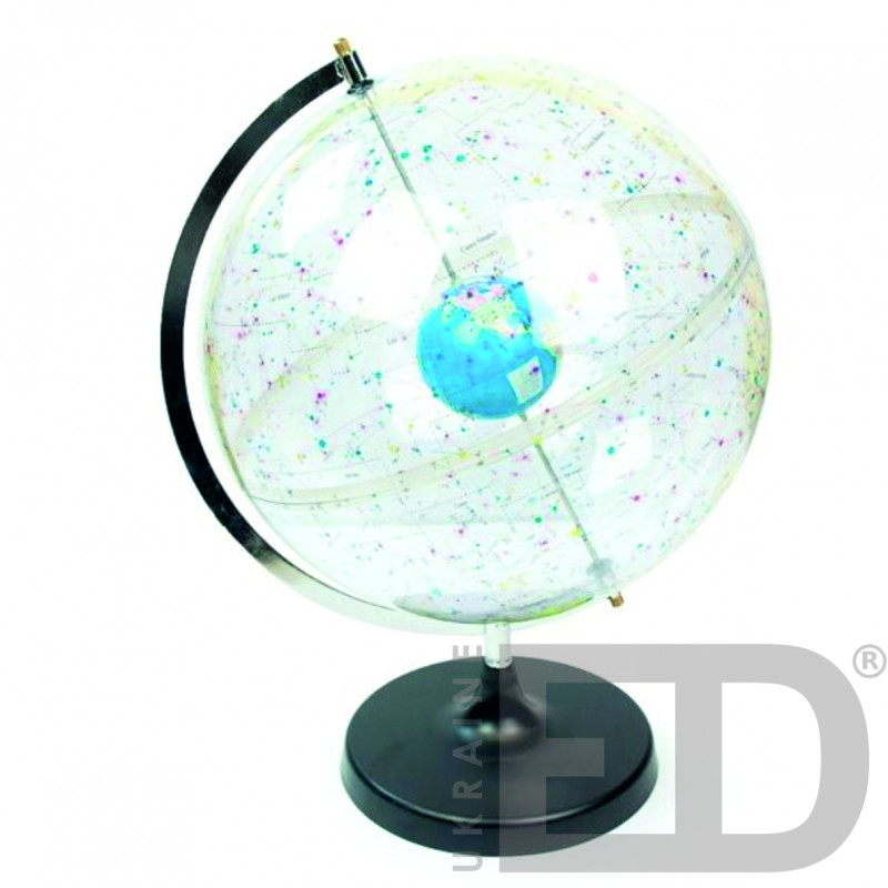 "Глобус-модель ""Зоряне небо"" Діаметр 320мм"