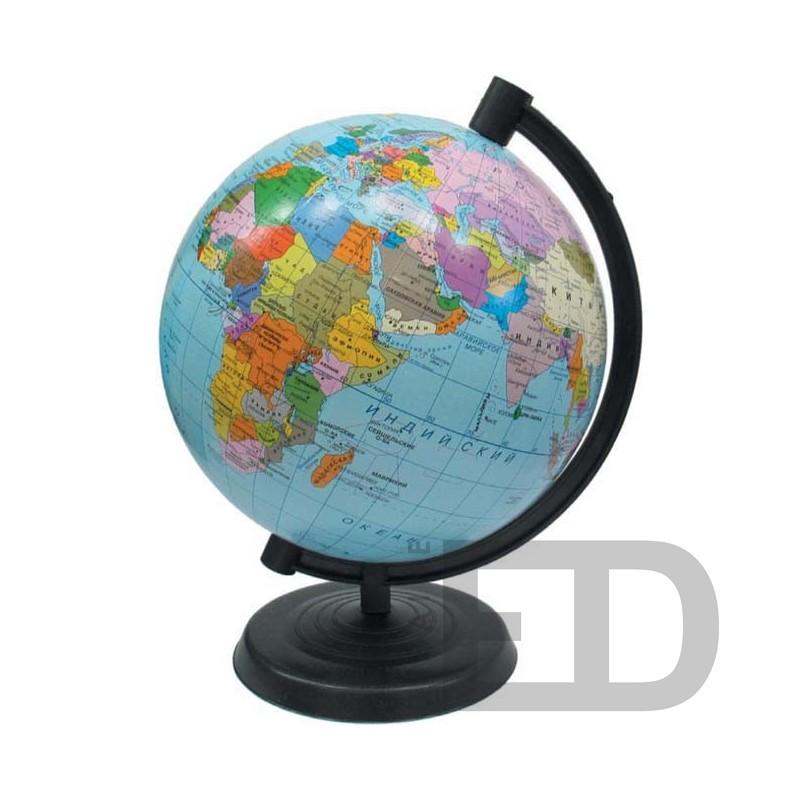 Глобус політичний (діаметр 260 мм)