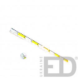 Лінійка - метр демонстраційний