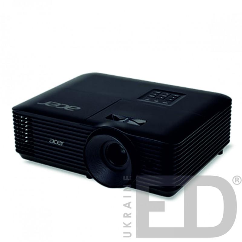 Довгофокусний проектор ACER з кріпленням та проекційним екраном на тринозі