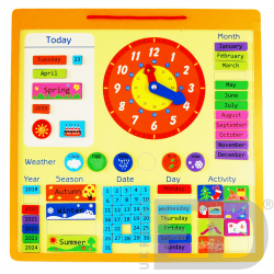 Магнітний календар (мова -...