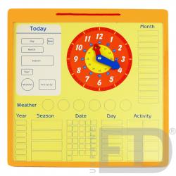 Магнітний календар (мова - англійська) 1