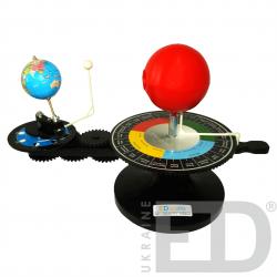 Телурій (діюча модель Сонце - Земля - Місяць)