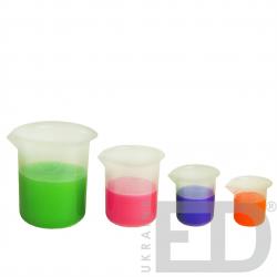 Стакан хімічний (набір) ПП