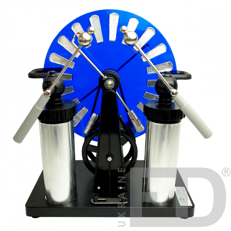 Електрофорна машина - генератор Вімшурста