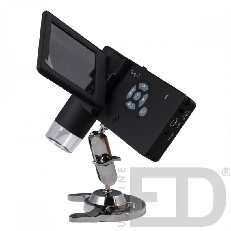 Цифровий мікроскоп Levenhuk DTX 500 Mobi