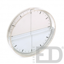 Кругла оптична кювета 1