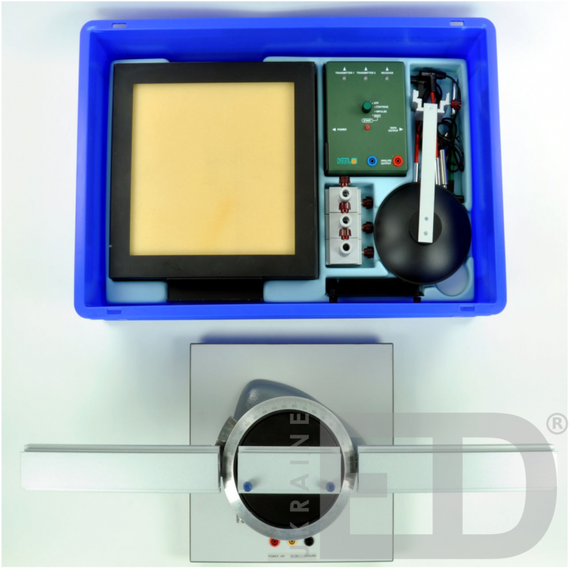 Набір лабораторний для вивчення механіки «Ультразвук»