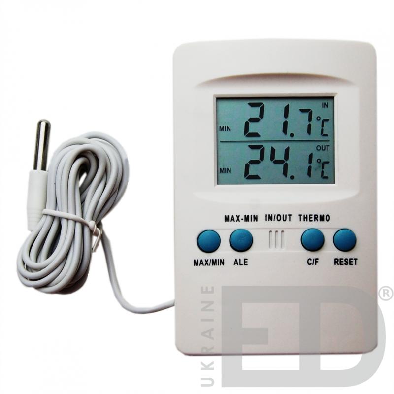 Термометр електронний