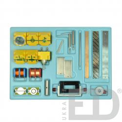 Електромагнетизм: набір лабораторний