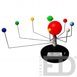 Модель Сонячної системи