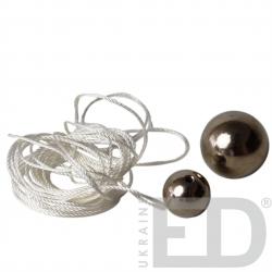 Кульки металеві (набір)