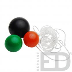 Кульки пластикові (набір)