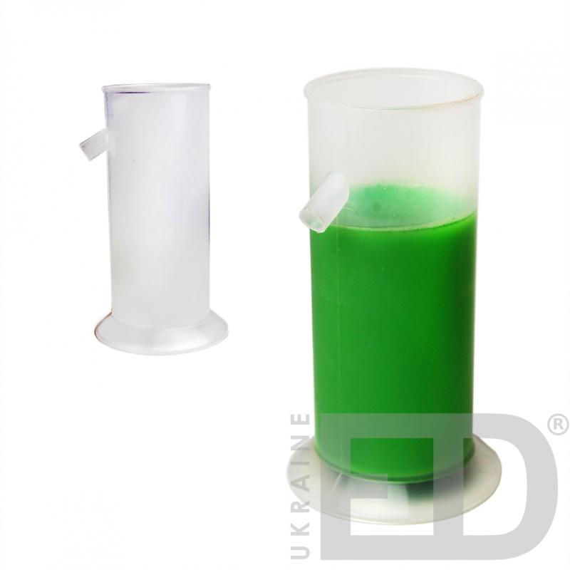 Склянка відливна демонстраційна (Поліпропілен - 2шт)