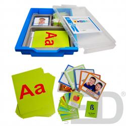 Набір наочно-дидактичних матеріалів з іноземних мов (німецька) 1