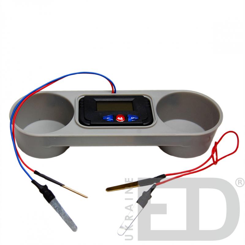 Модель годинника з альтернативним джерелом енергії: набір лабораторний для вивчення електрики