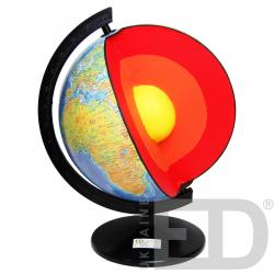 "Глобус-модель ""Будова Землі"""