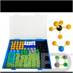 Набір моделей атомів для...