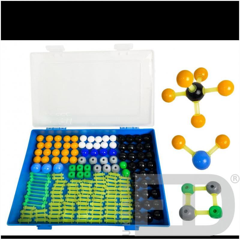 Набір моделей атомів для складання молекул (лабораторний)