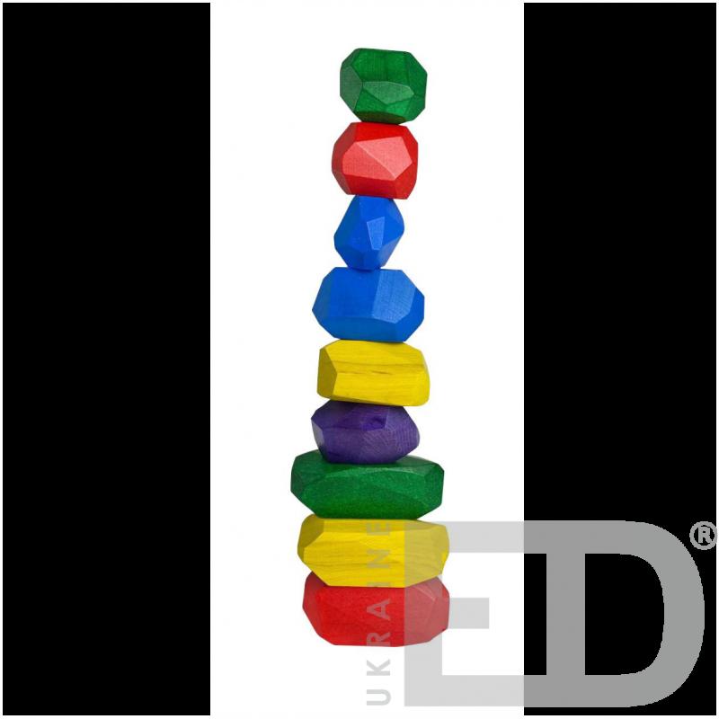 Набір настільних розвивальних ігор (головоломка ТУМІ ІШІ за методикою Монтессорі)