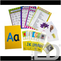 Набір наочно-дидактичних матеріалів з іноземних мов (англійська) 1