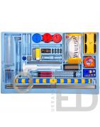 Прилади та обладнання для вивчення механіки для кабінету фізики
