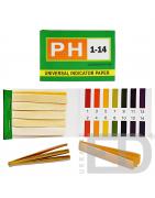 Витратні матеріали для кабінету хімії - купити для школи