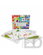Моделі-аплікації - купити для оснащення кабінету у школі