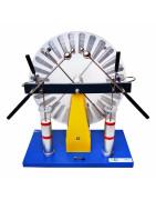 Прилади та обладнання для вивчення електрики та магнетизму у школі