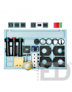 Прилади та обладнання для вивчення оптики та атомної фізики у школі