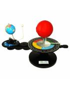 Прилади та обладнання для вивчення астрономії у школі