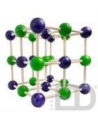 Навчальні демонстраційні моделі з хімії для школи
