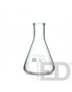 Скляні вироби для дослідів - купити в кабінет хімії у школу