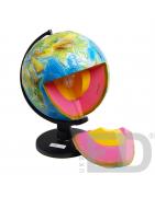 Географічні моделі - купити для оснащення кабінету географії